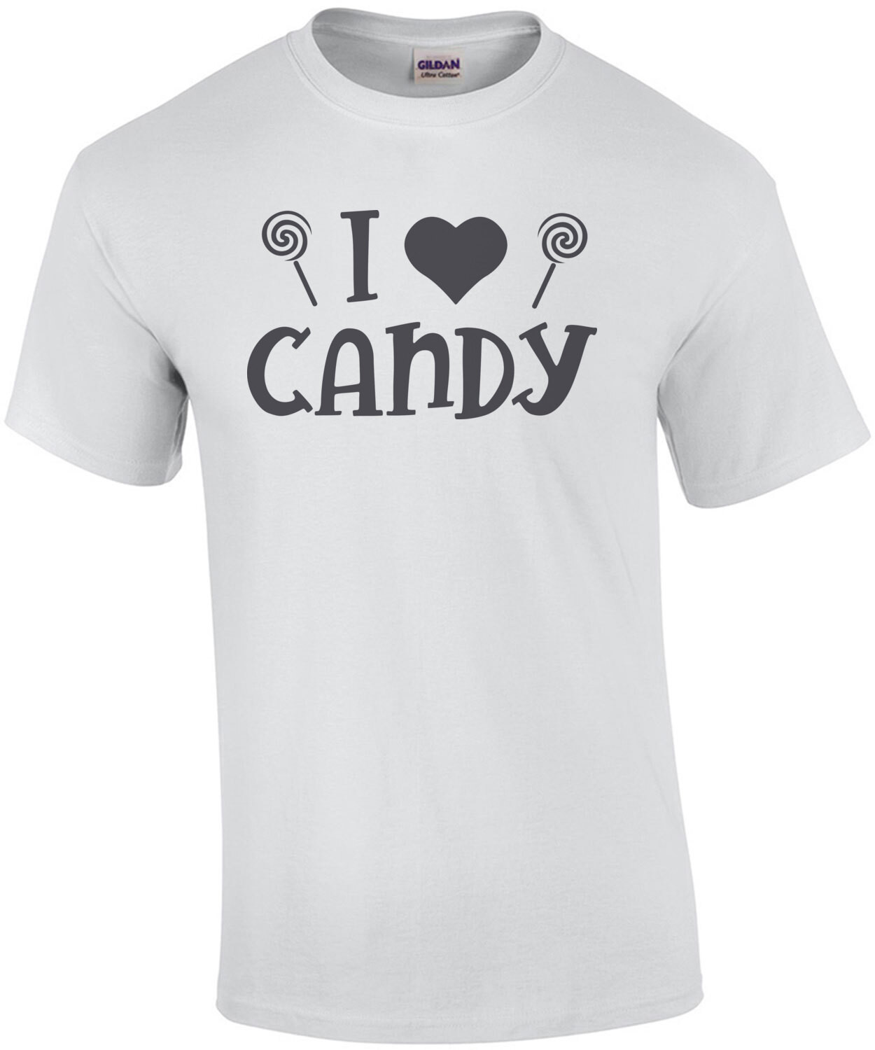 I Love Candy - Trick or Treating Shirt