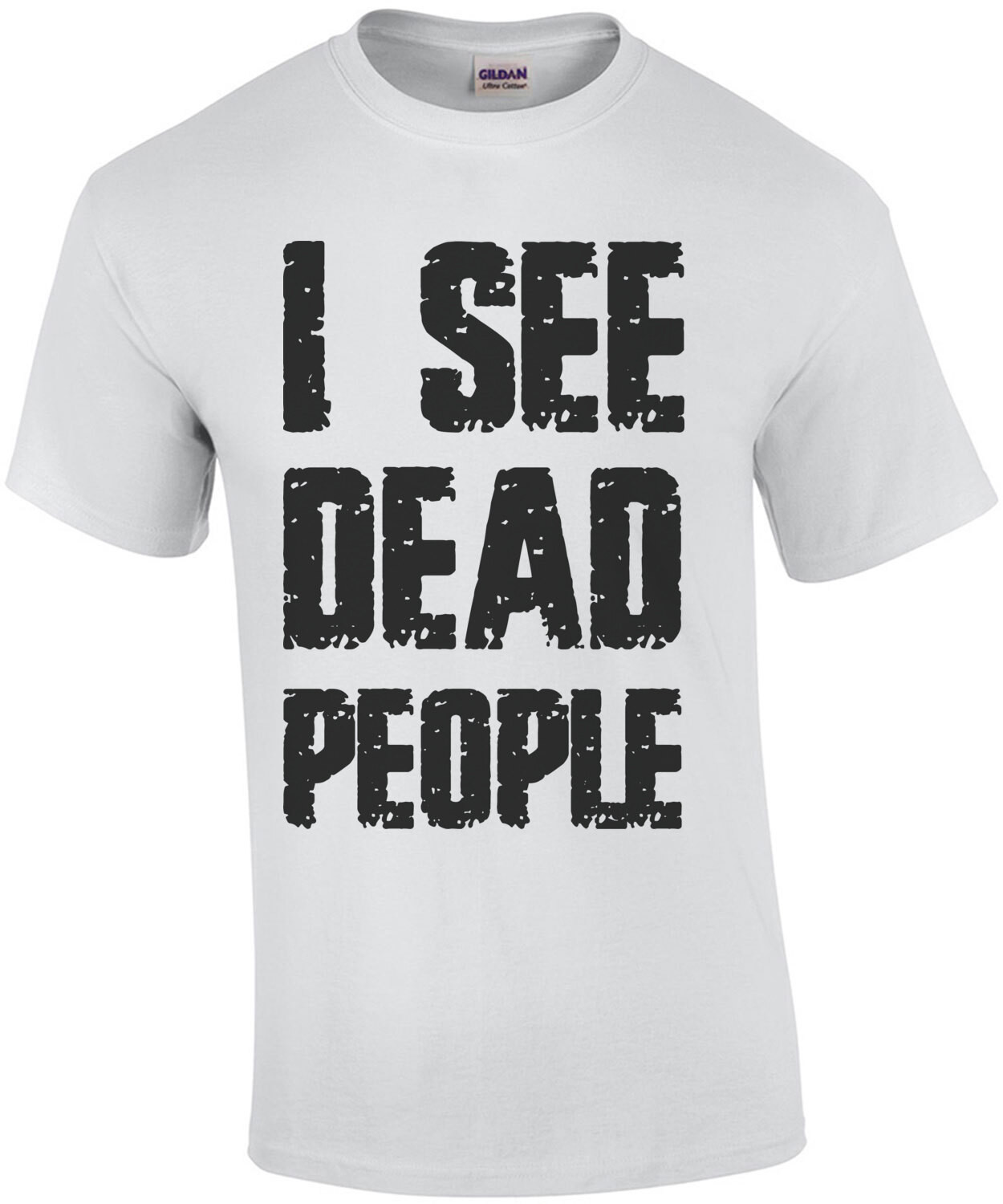 I see dead people - The Sixth Sense - 90's T-Shirt