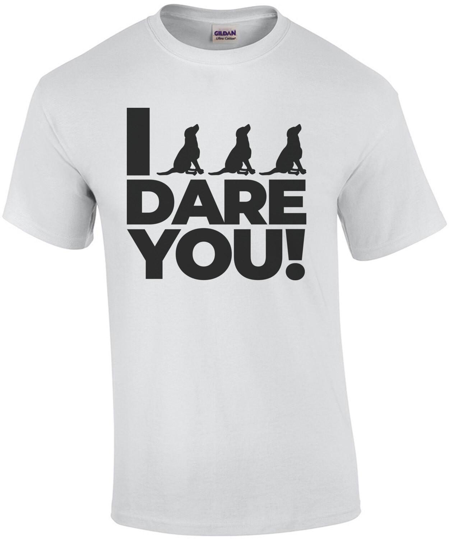 I triple dog dare you - A Christmas Story - 80's T-Shirt
