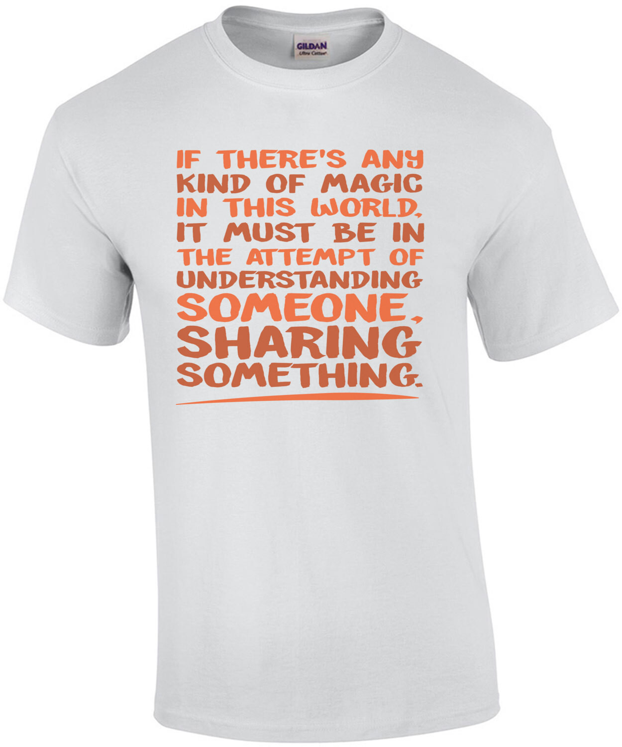 If there's any kind of magic - Before Sunrise - 90's T-Shirt