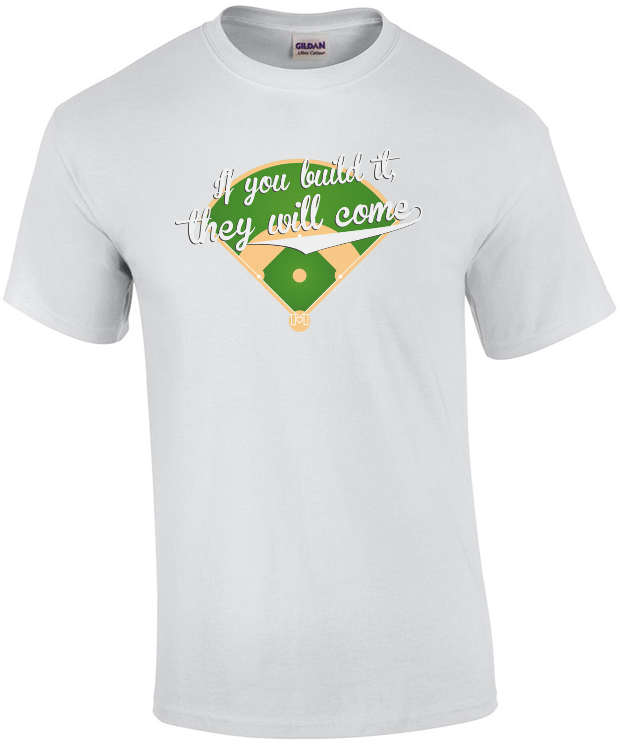 If you build it, they will come - Field of Dreams - 80's T-Shirt