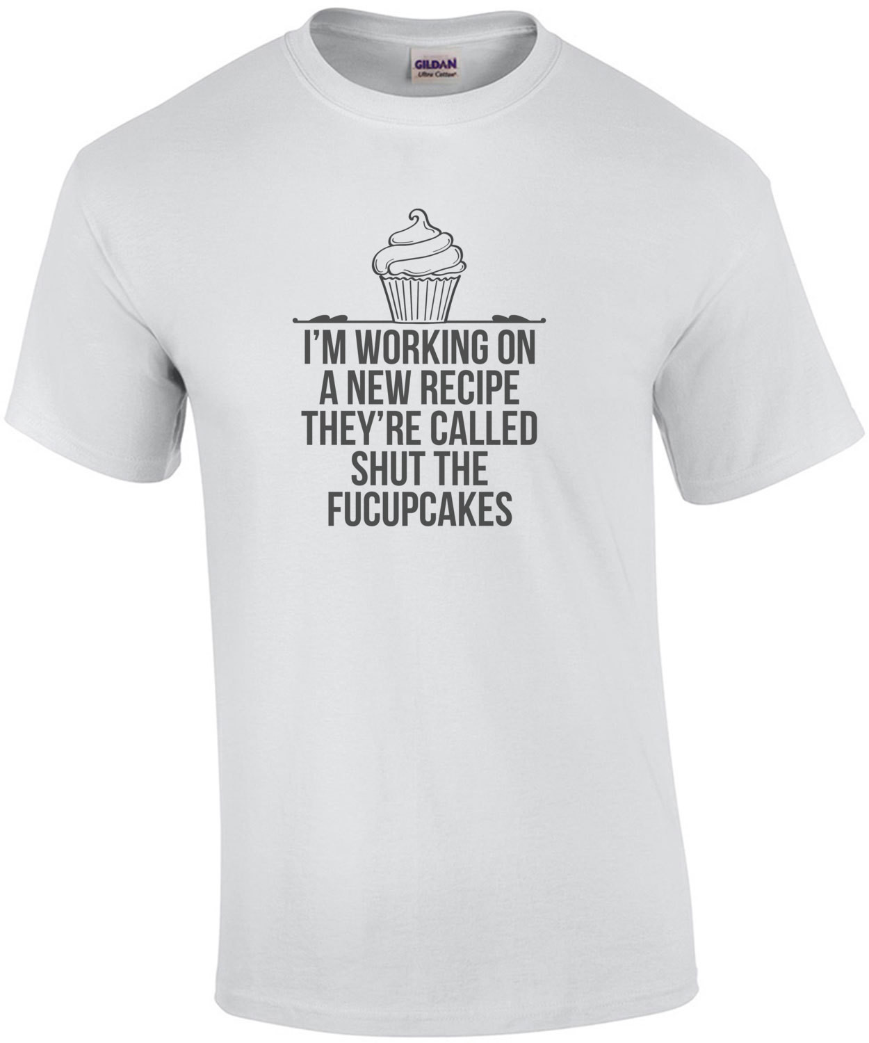 I'm Working On a New Recipe Shirt