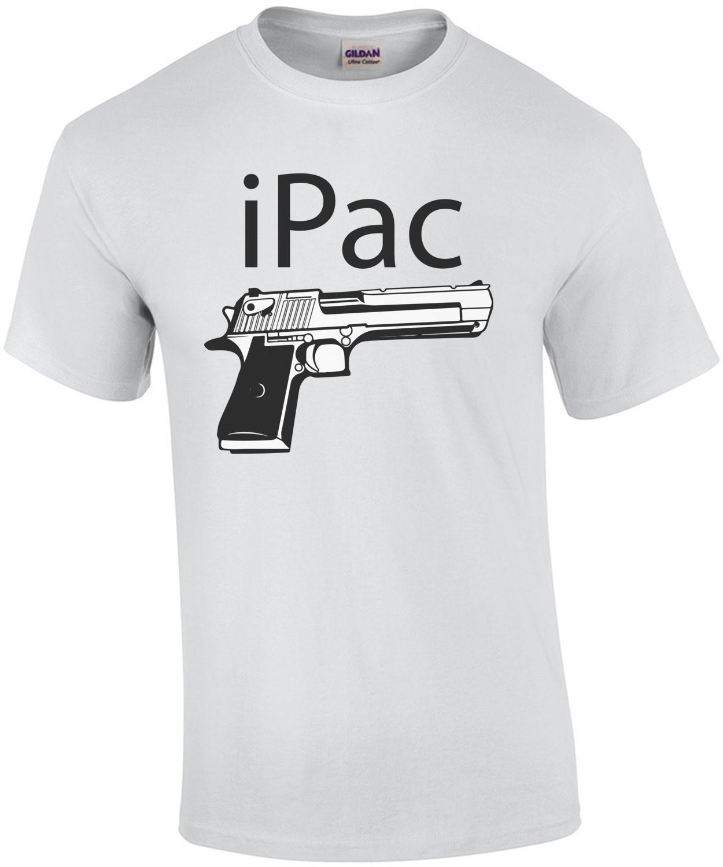 iPac - 2nd amendment - Pro Gun T-Shirt