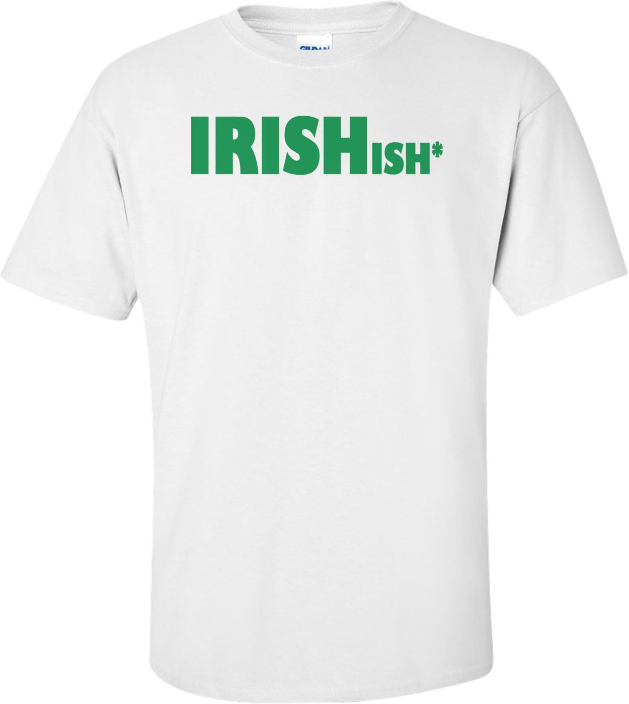 Irish-ish St. Paddy's Day Shirt