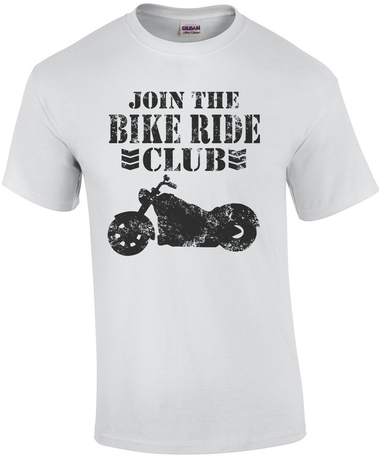 Join The Bike Ride Club T-Shirt