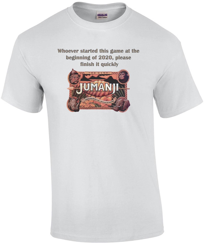 Jumanji 2020 Funny Shirt