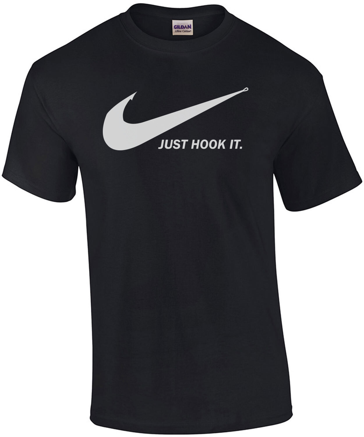 Just Hook It - Funny Fishing Shirt