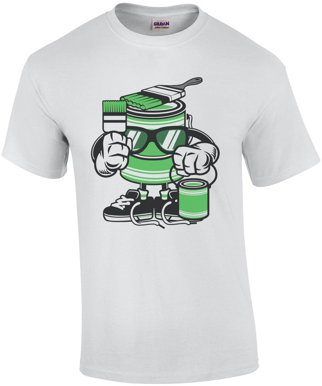 Just Paint It Retro T-Shirt