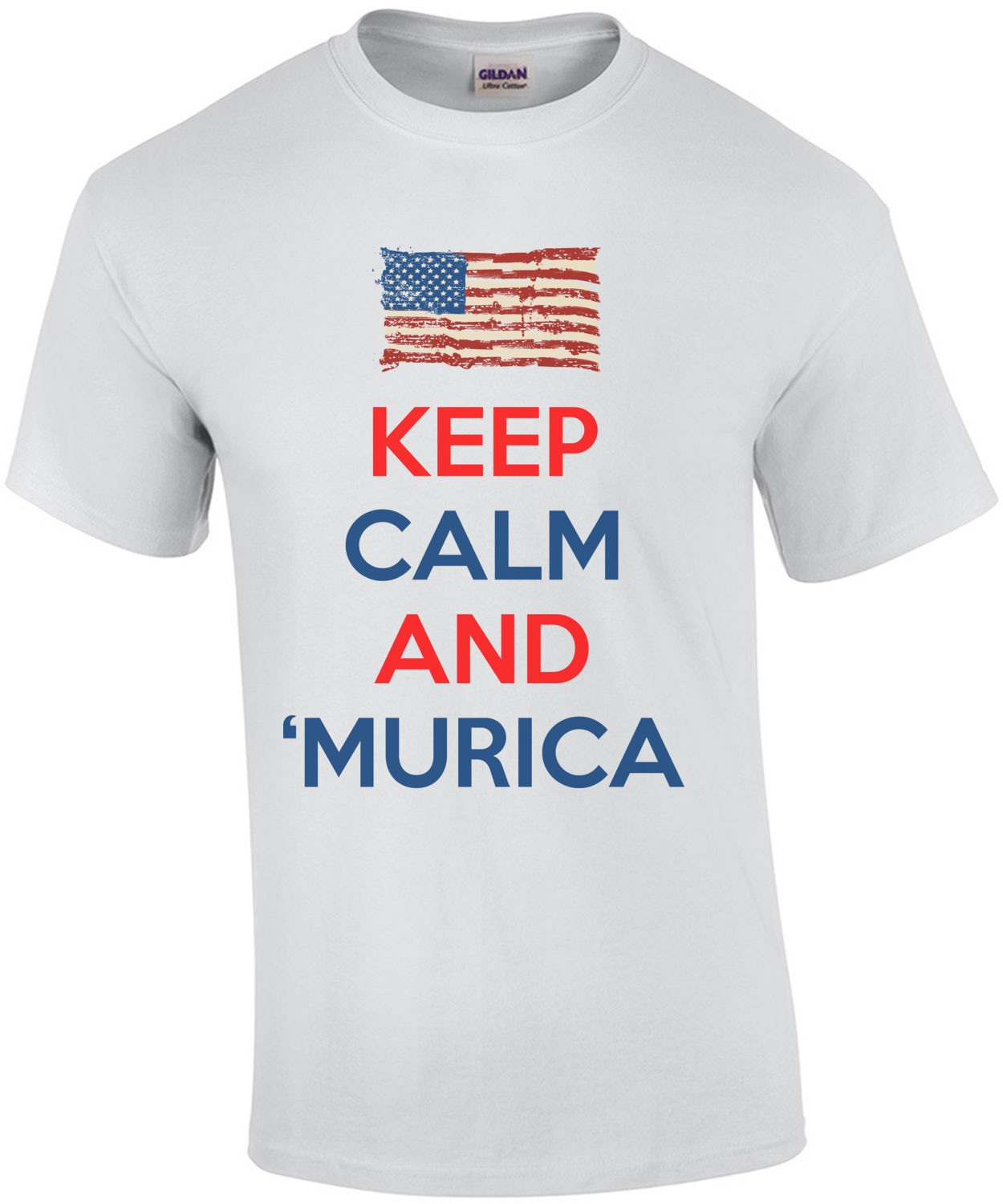 Keep Calm And Murica T-Shirt