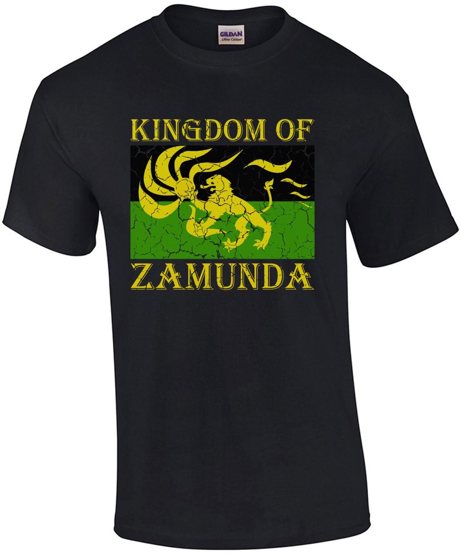 Kingdom of Zamunda - Coming To America T-Shirt 80's T-Shirt