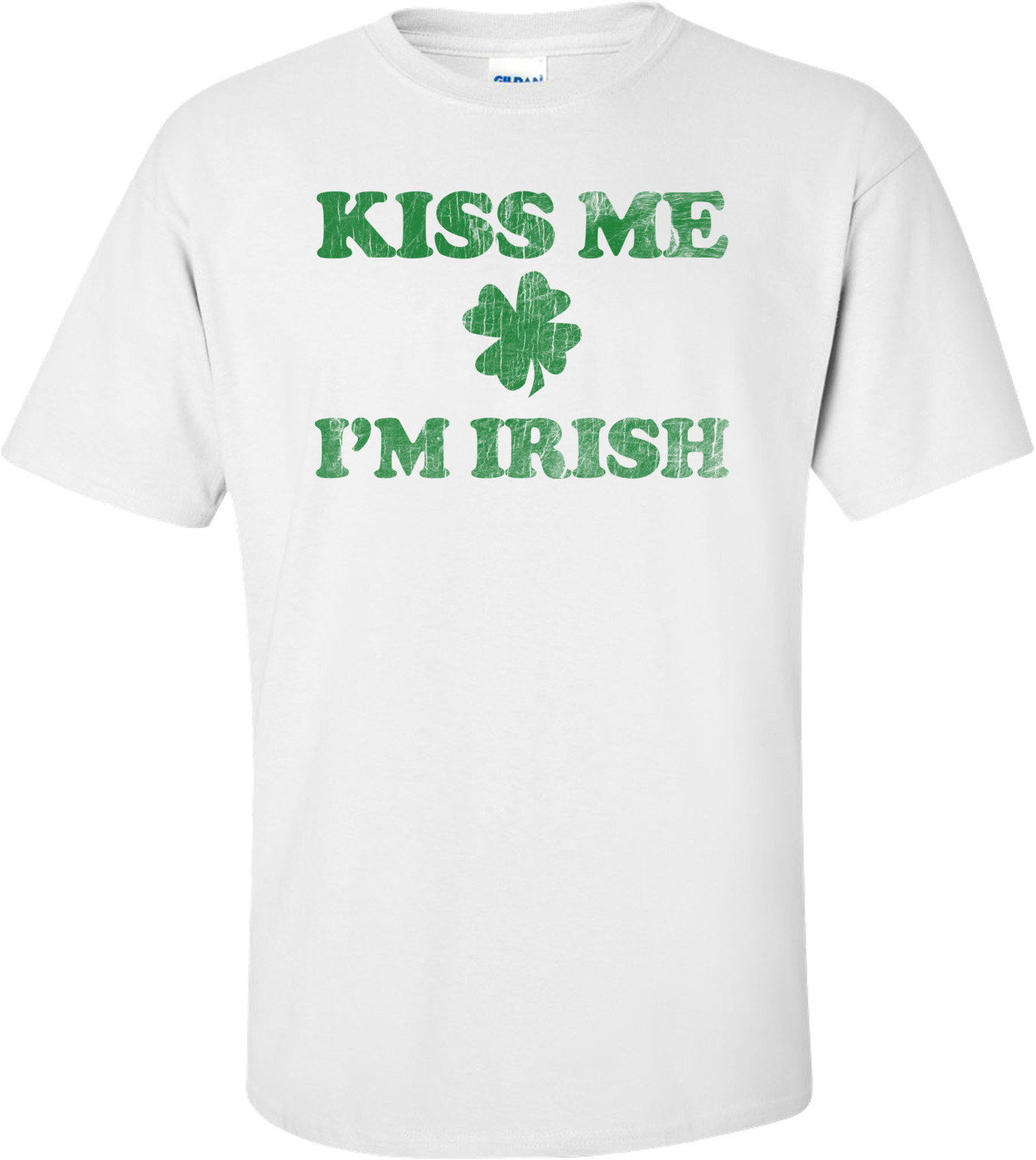 Kiss Me I'm Irish St. Patrick's Day Shirt