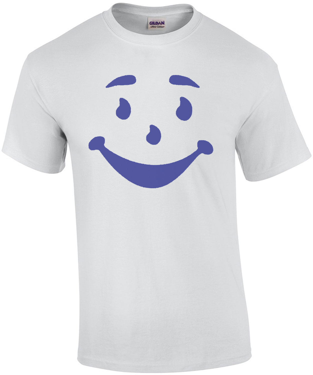 Kool Aid Man Face Shirt Shirt