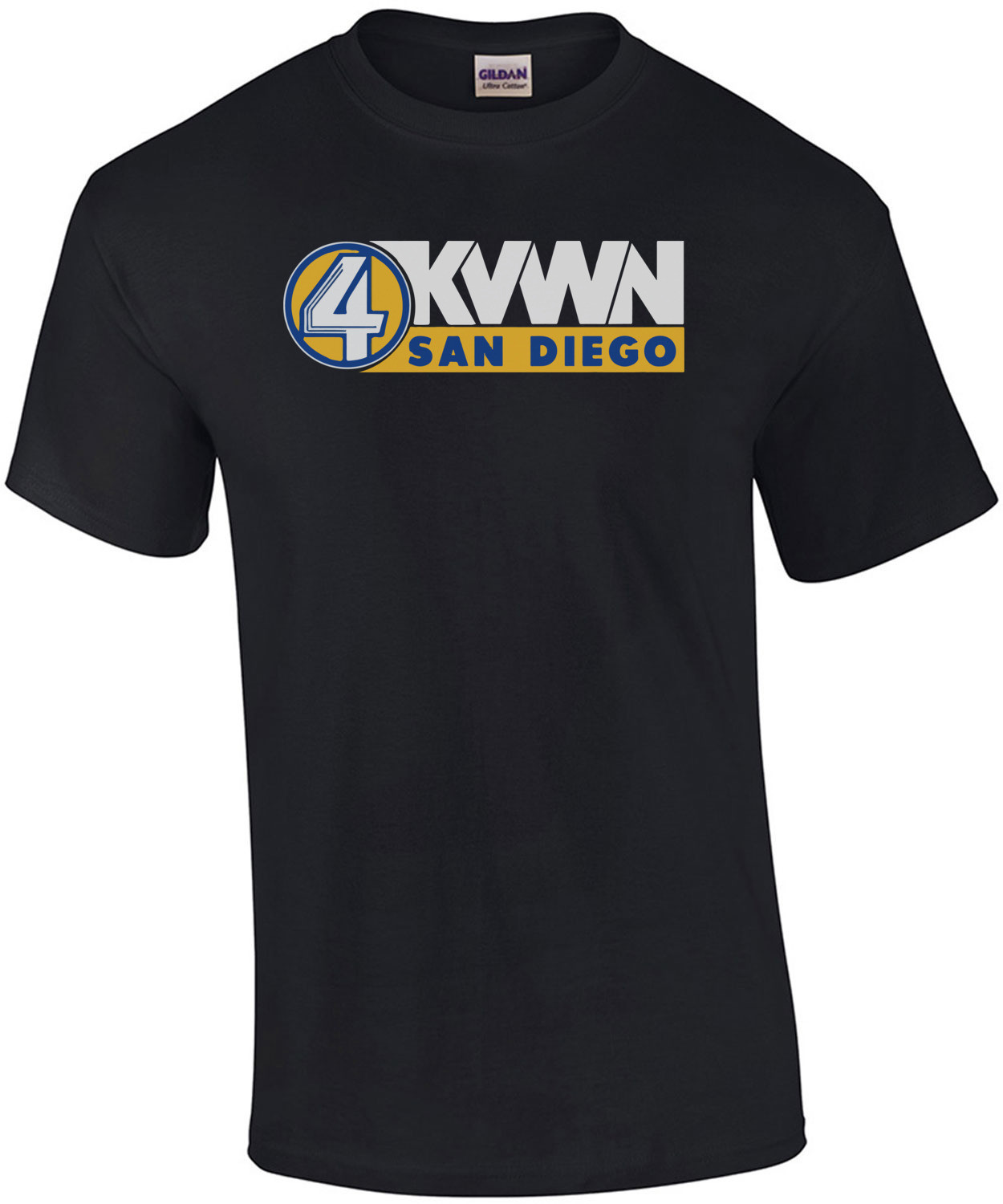 KVWN San Diego - Anchorman: The Legend of Ron Burgundy T-Shirt