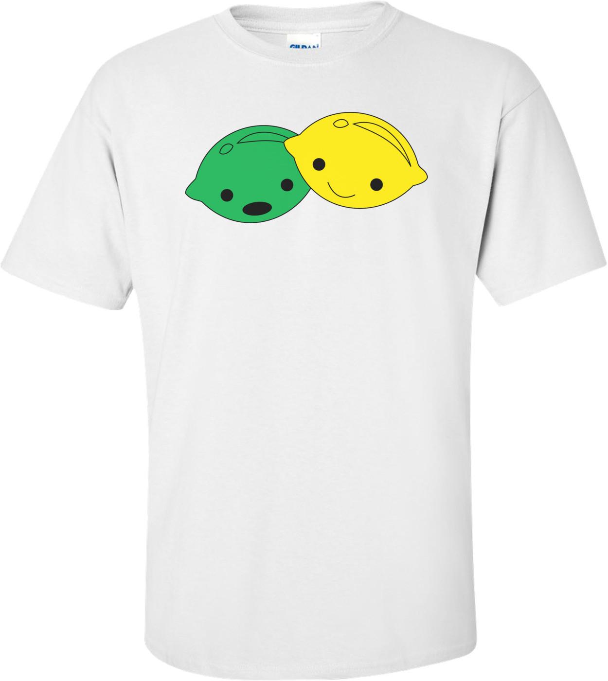 Lemon Lime Funny Shirt