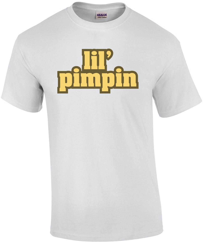 Lil' Pimpin - Kid's Shirt