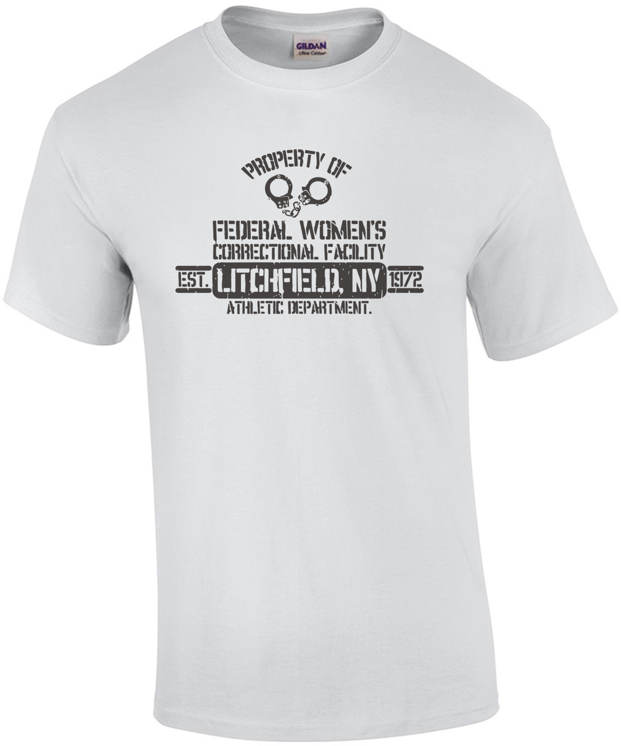 Litchfield Prison - Orange is the New Black T-Shirt