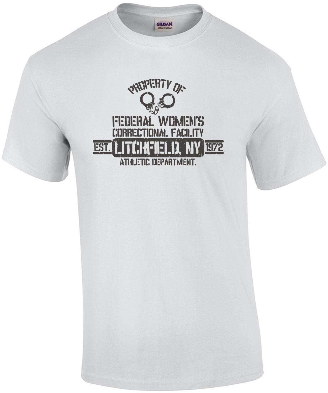 Litchfield Prison - Orange is the New Black T-Shirt