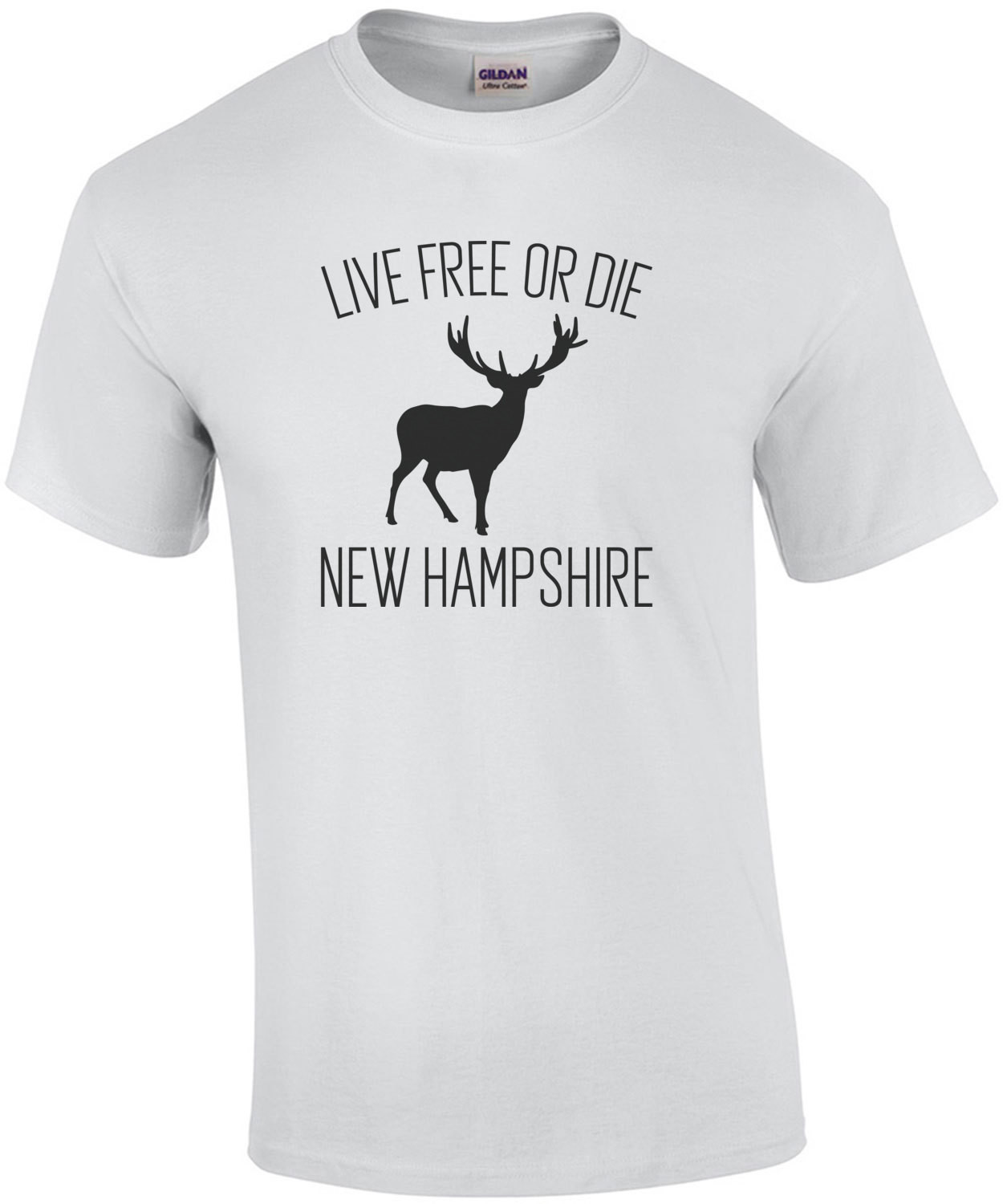 Live free or die - New Hampshire T-Shirt