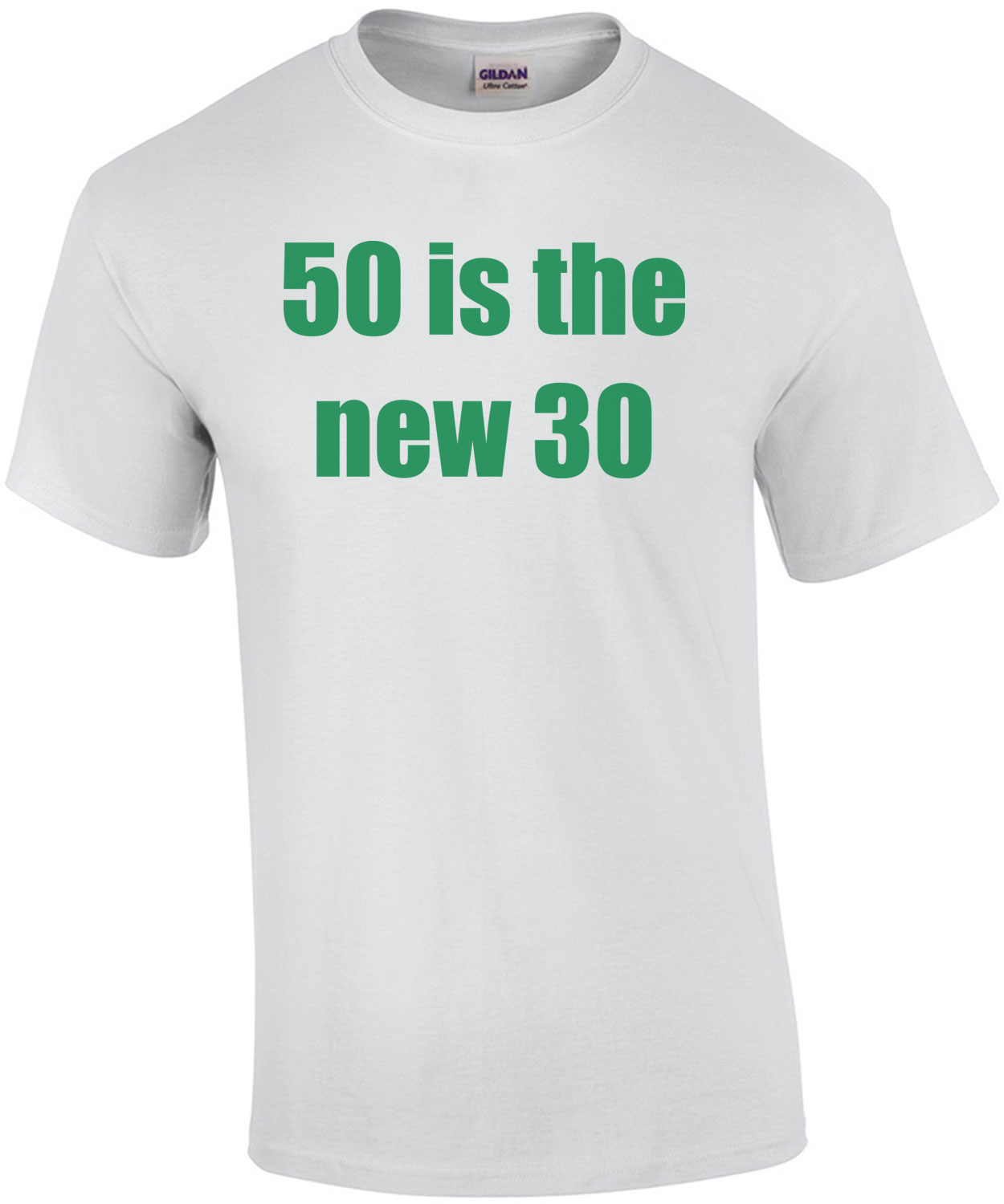 50 is the new 30 - Fifty 50 Birthday T-Shirt