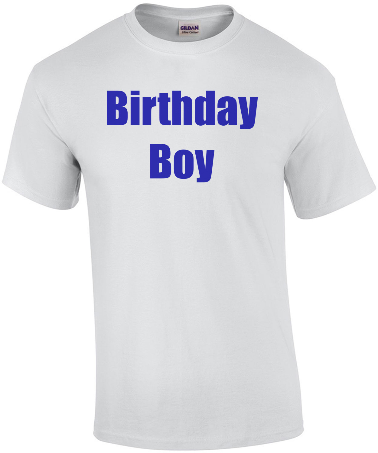 Birthday Boy - Happy Birthday Shirt