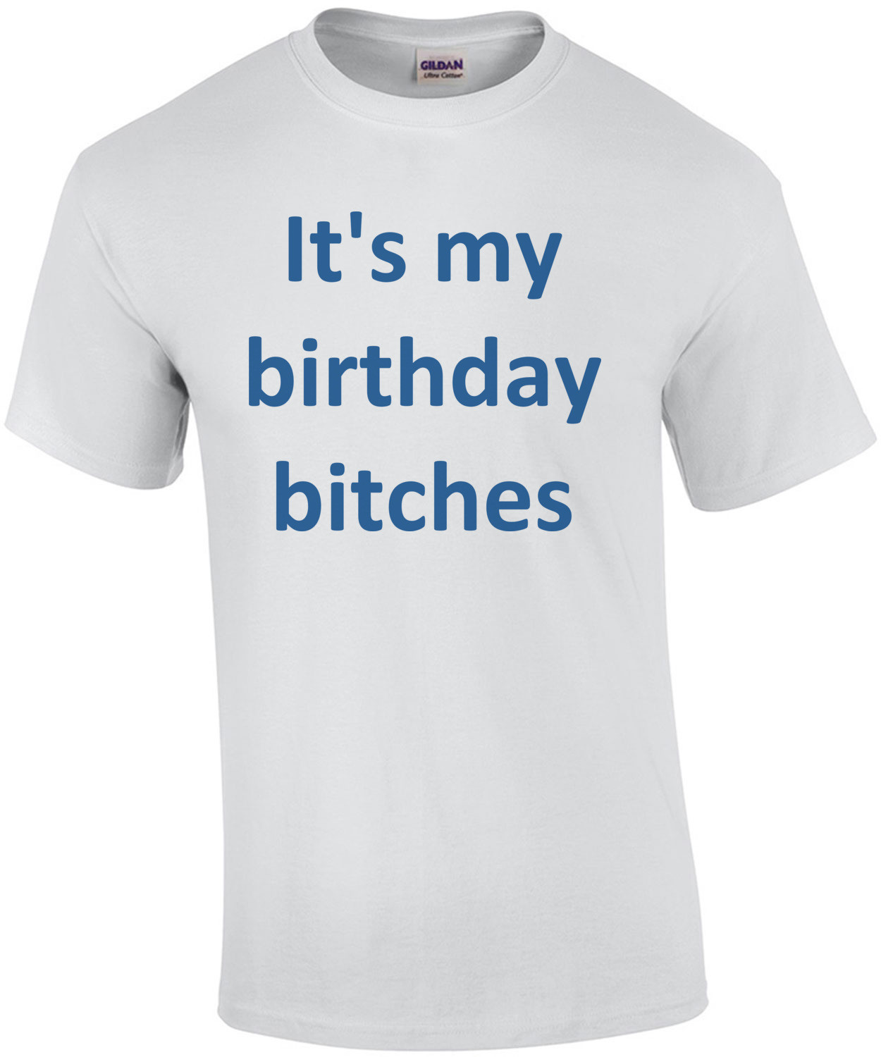 It's my birthday bitches Birthday Shirt