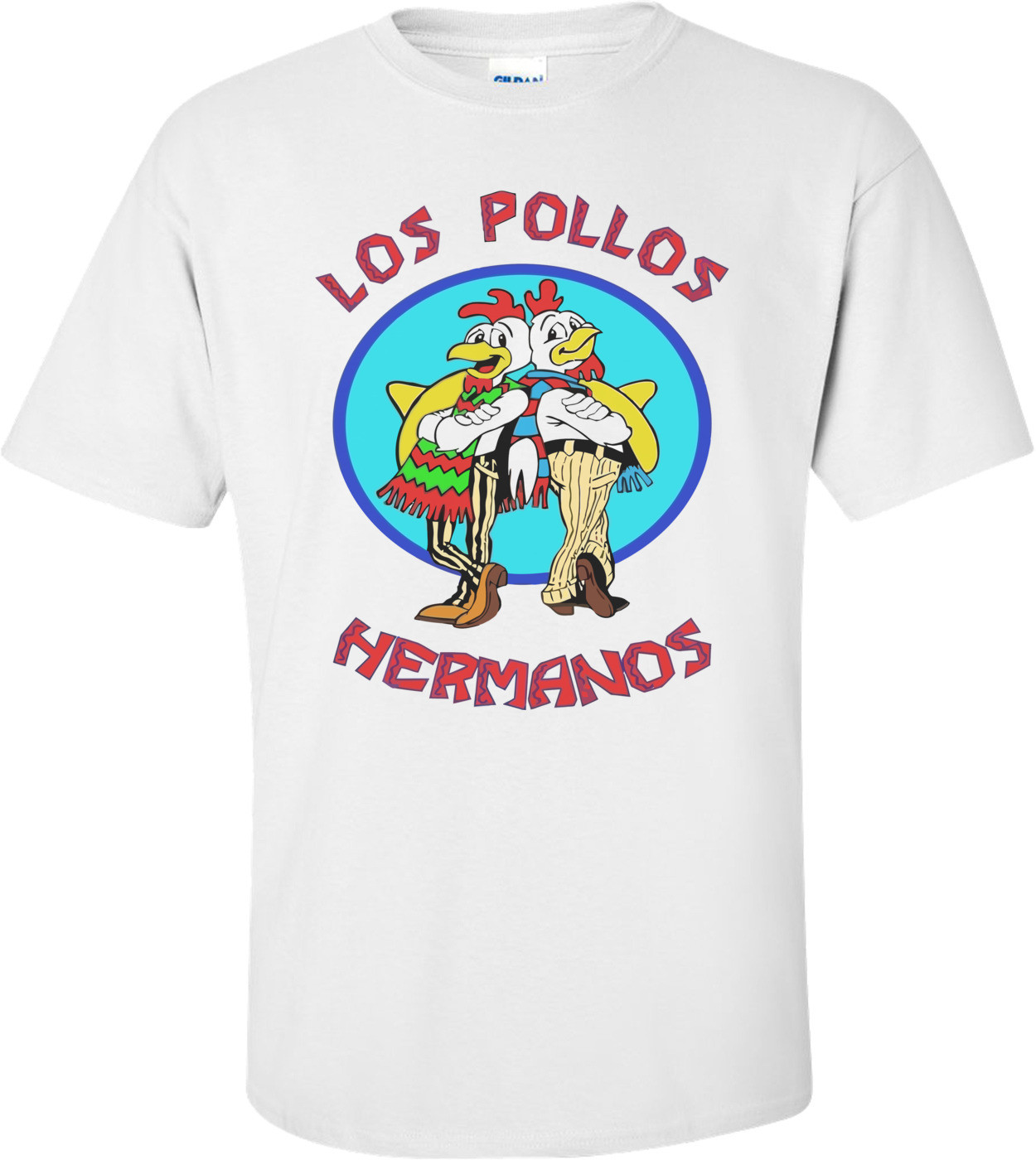 Los Pollos Hermanos Breaking Bad - Better Call Saul - Shirt