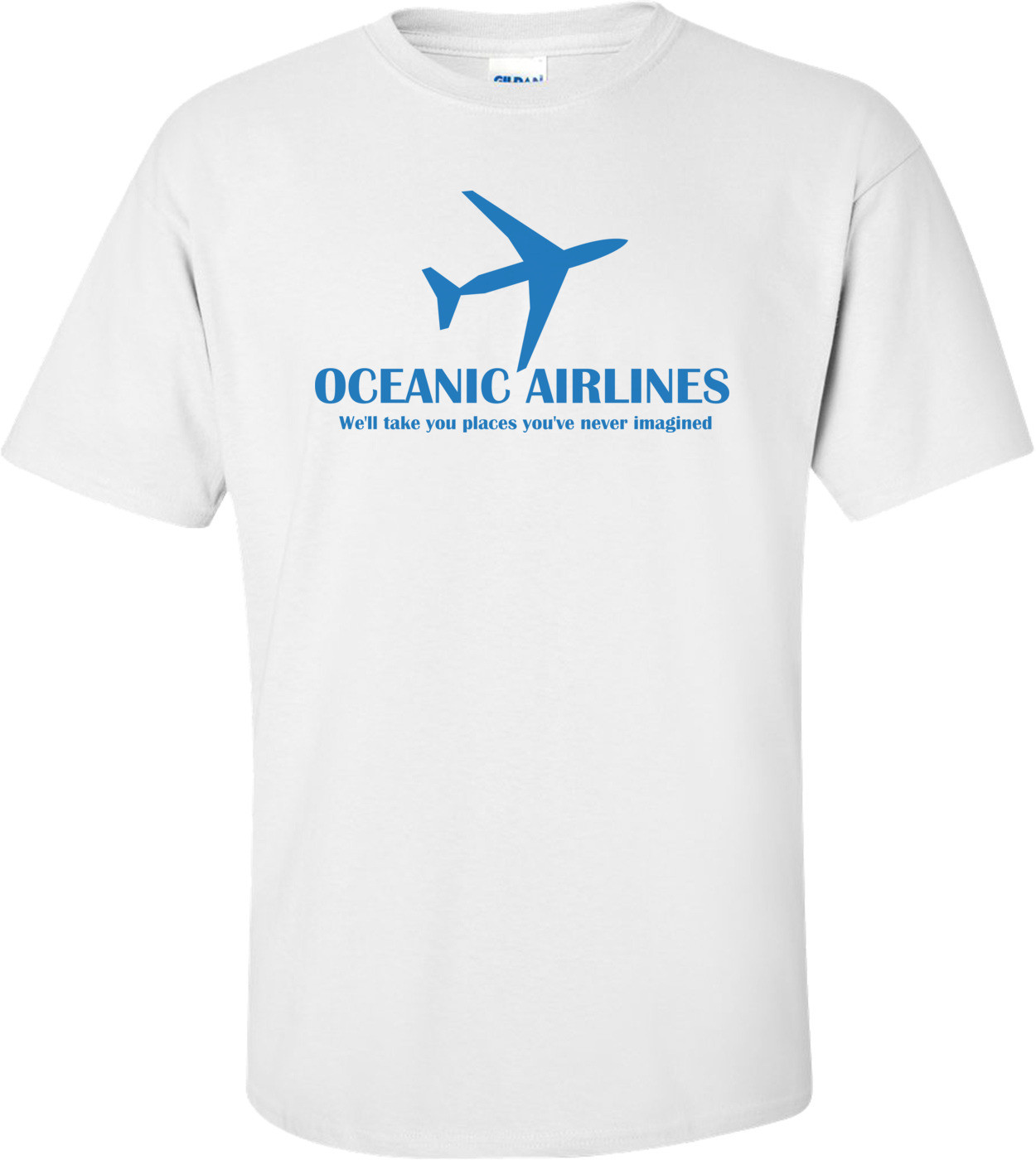 Lost - Oceanic Airlines T-shirt