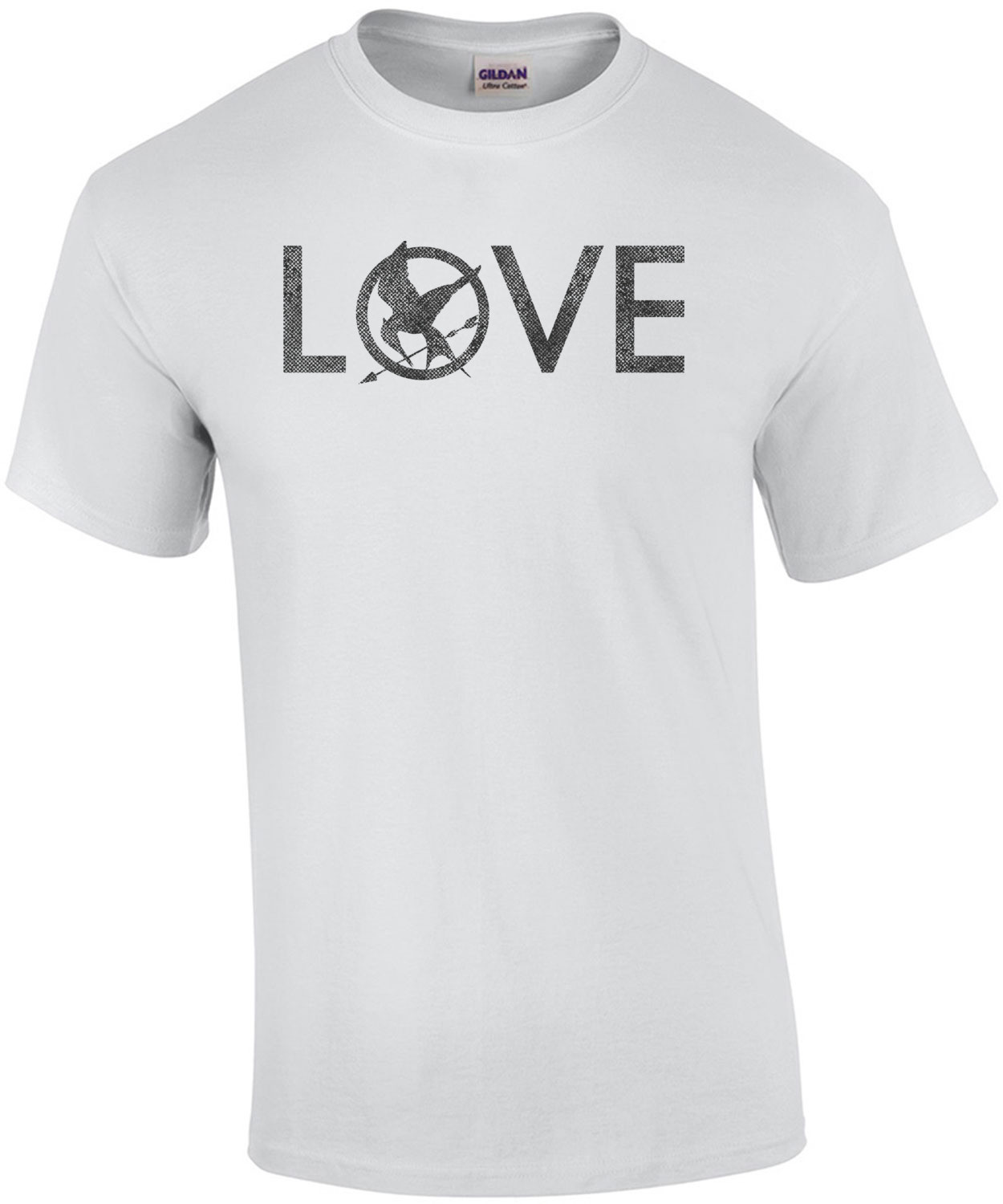 Love - The Hunger Games Shirt