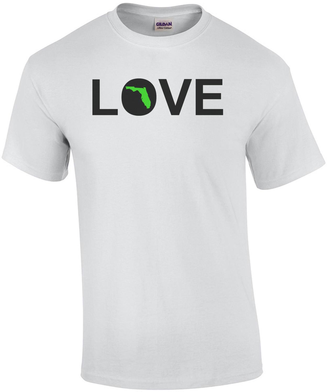 Love Florida T-Shirt