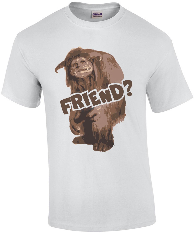 Ludo Freind? - Labyrinth 80's T-Shirt
