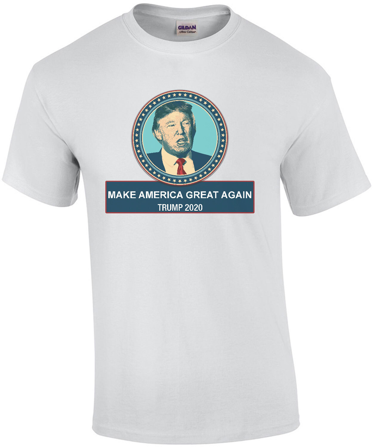 Make America Great Again - Trump 2020 - Pro Trump 2020 Election T-Shirt
