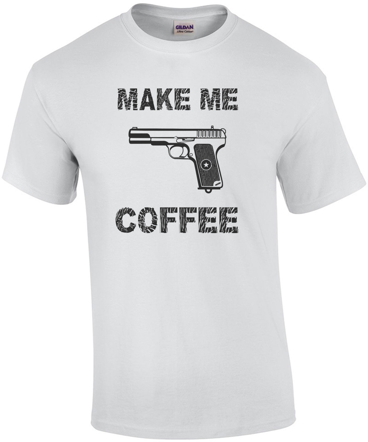 Make me coffee t-shirt