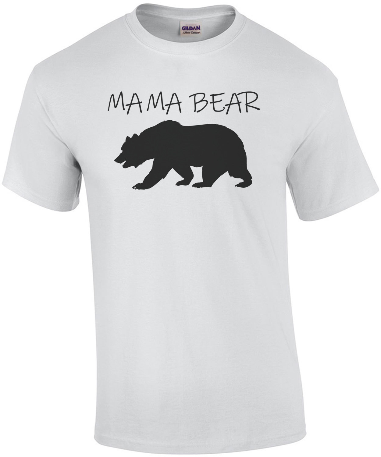 Mama Bear - Mom Mother T-Shirt