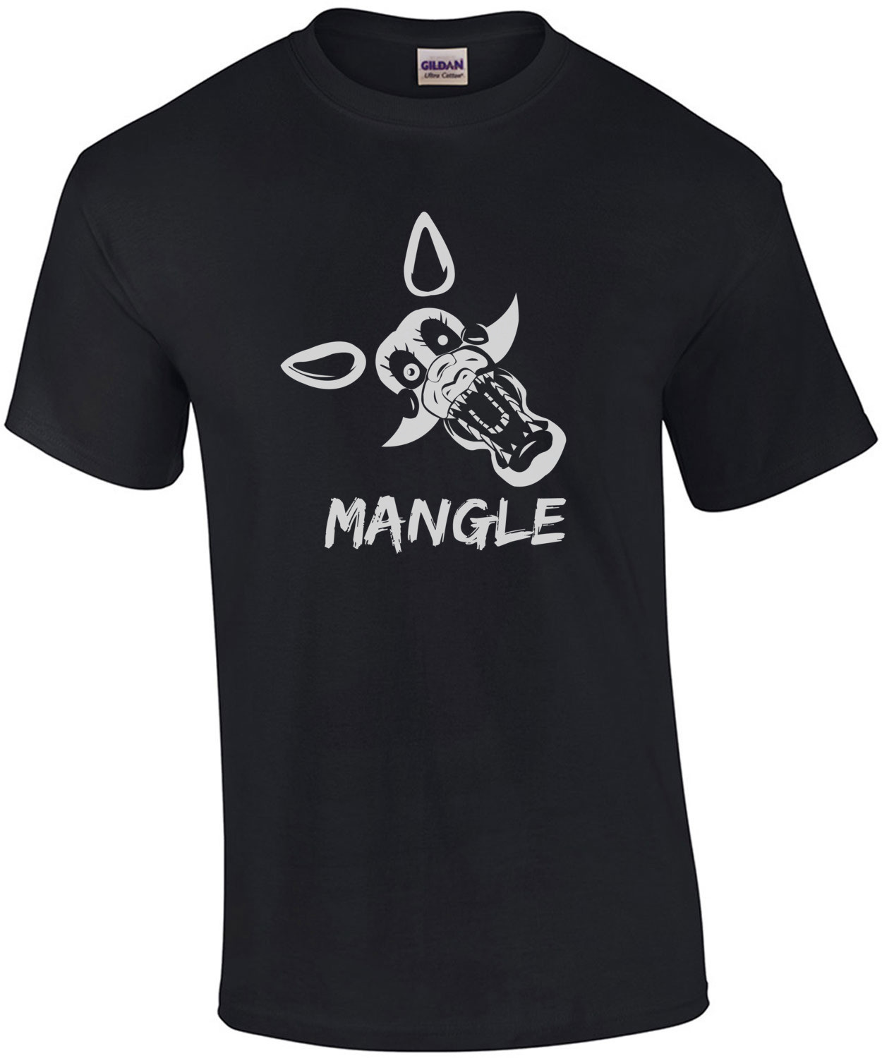Mangle Five Nights At Freddy's t shirt