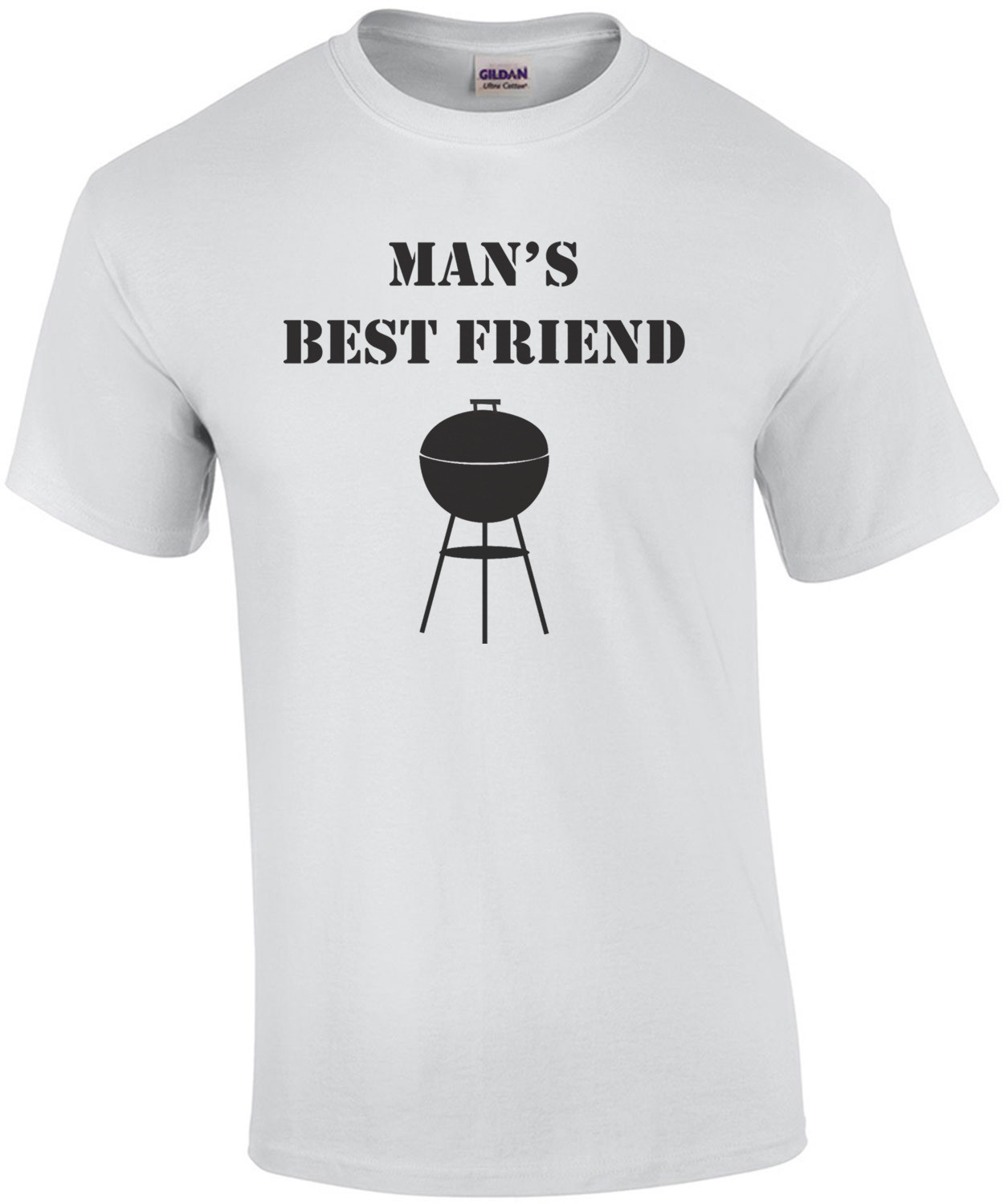 Man's Best Friend - Grill Shirt