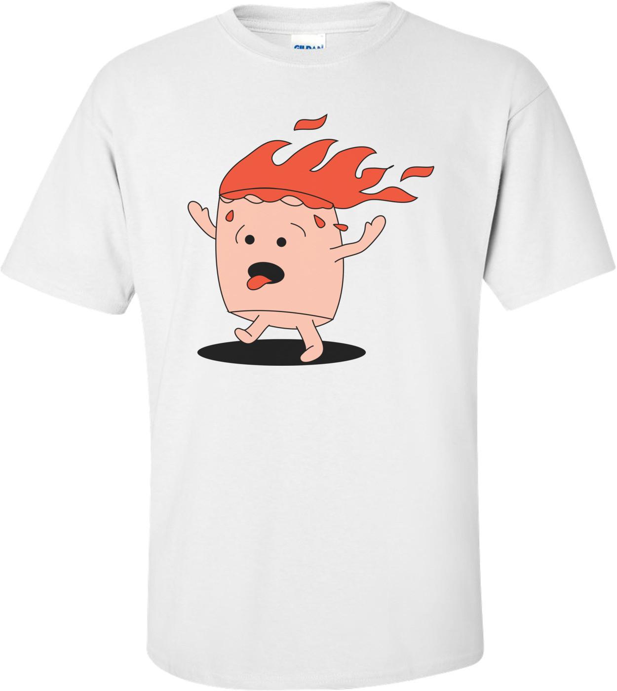 Marshmallow Funny Shirt