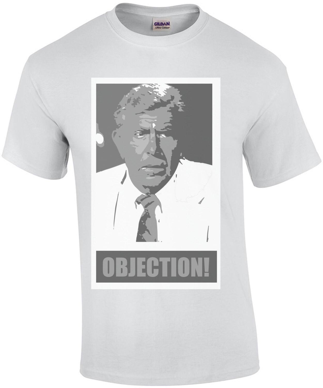 Matlock - Objection! Ben Matlock T-Shirt