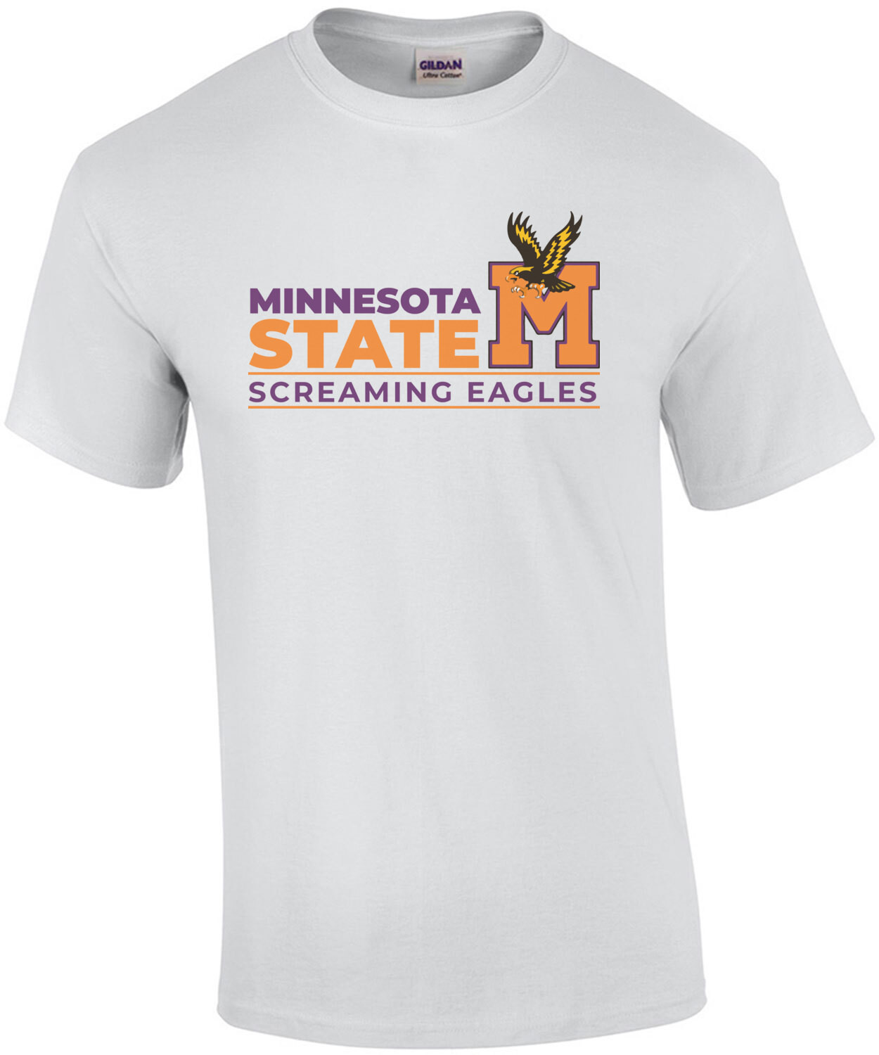 Minnesota State Screaming Eagles - Coach 80's T-Shirt