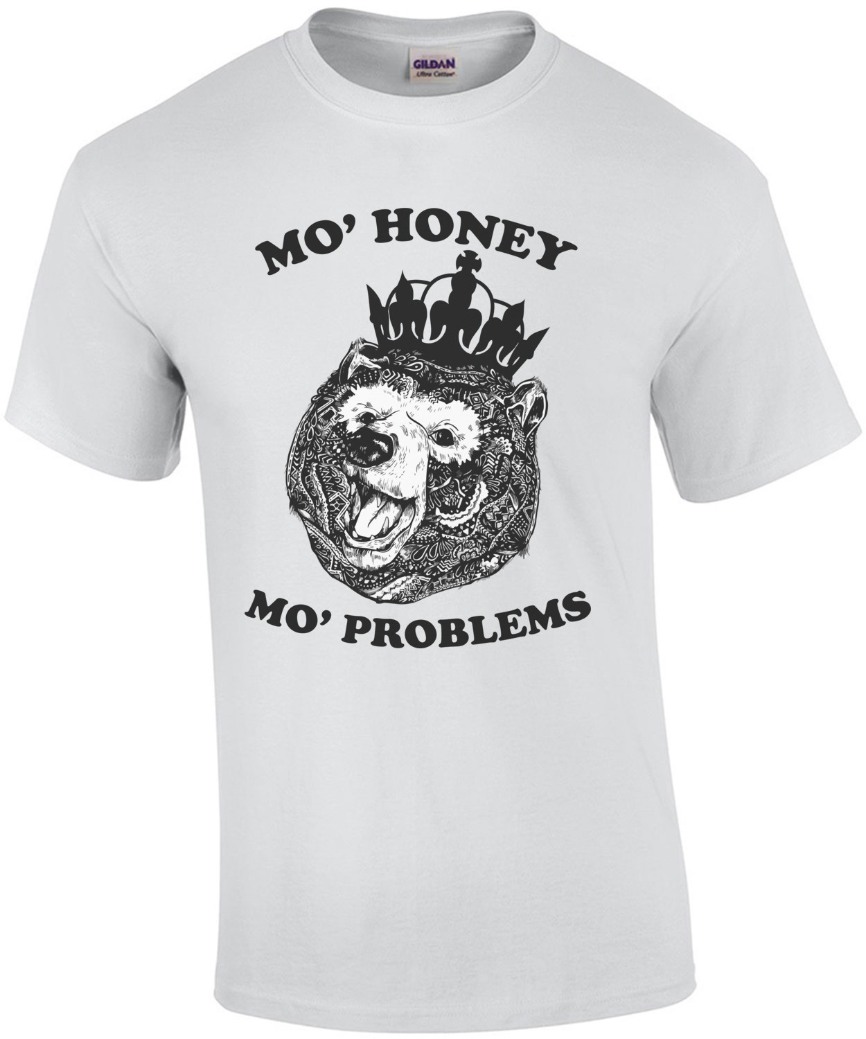 Mo' Honey Mo' Problems T-Shirt