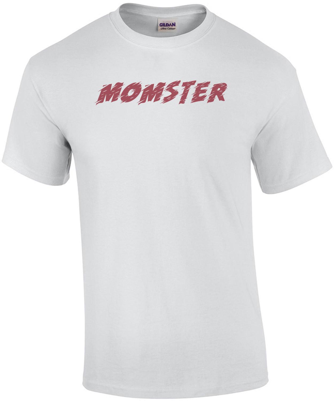 Momster Cool Mom's Halloween Costume Shirt