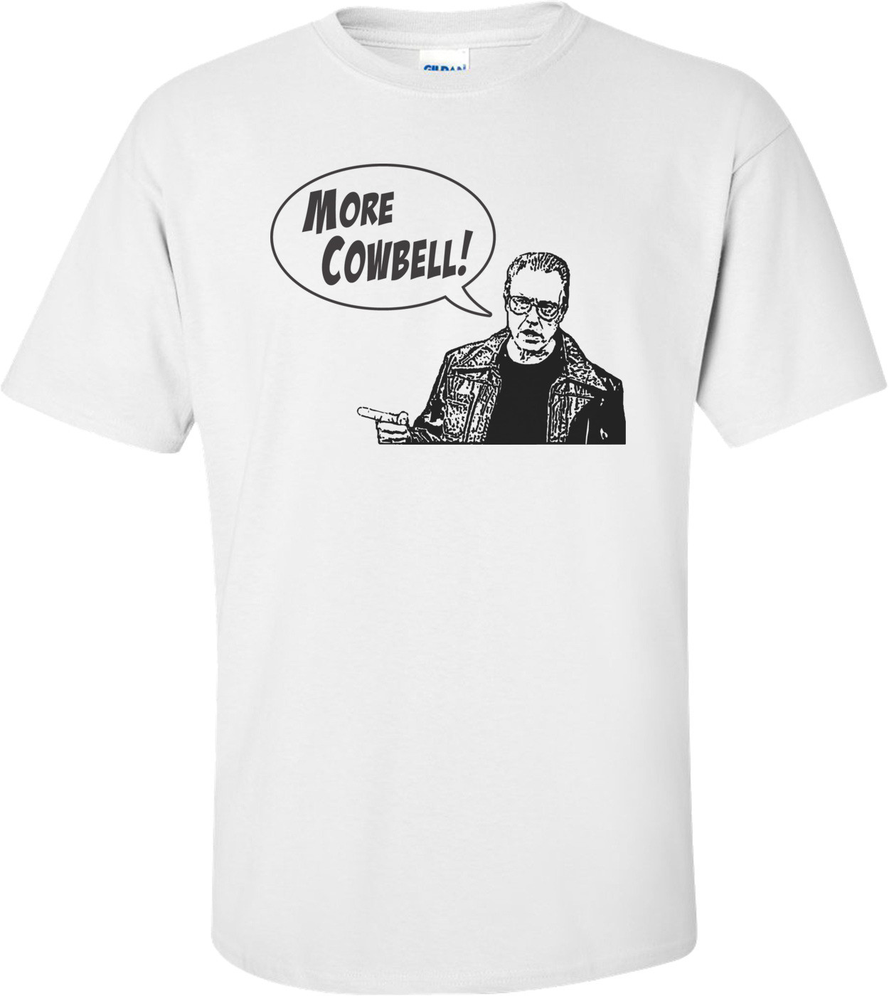 More Cowbell - Snl Shirt
