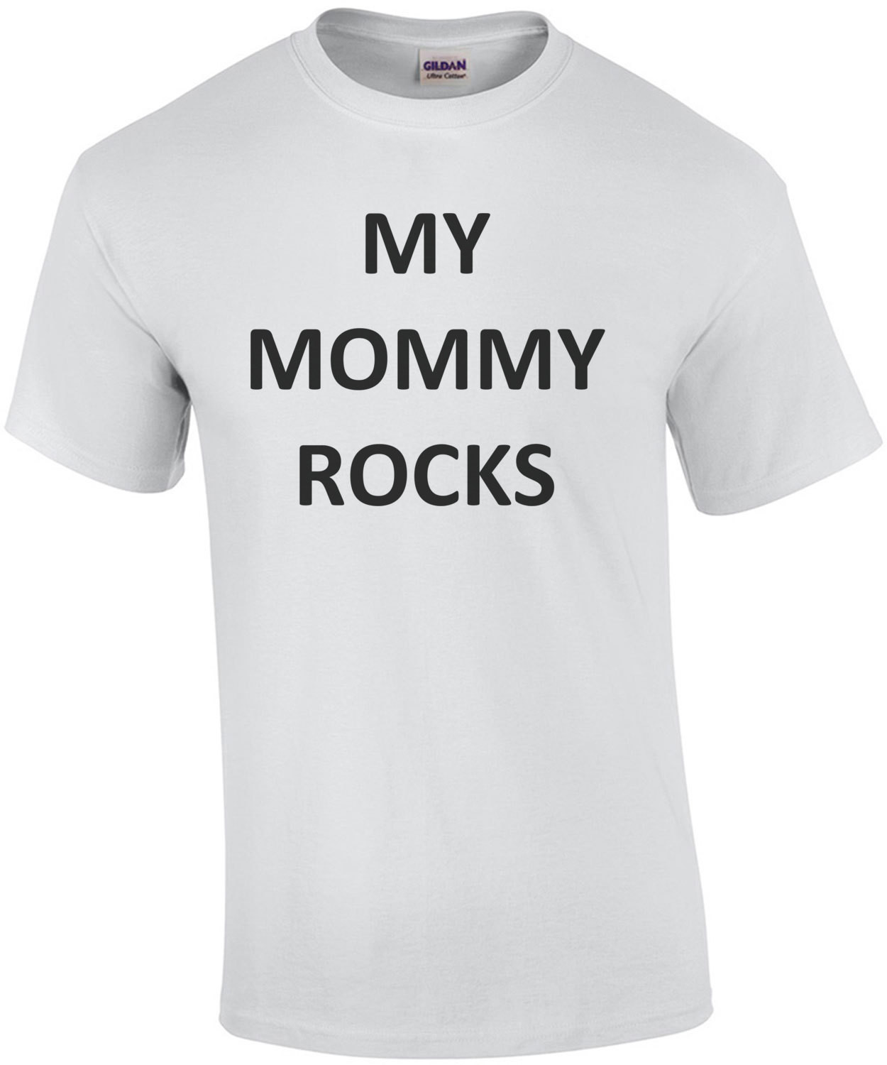 My Mommy Rocks Shirt