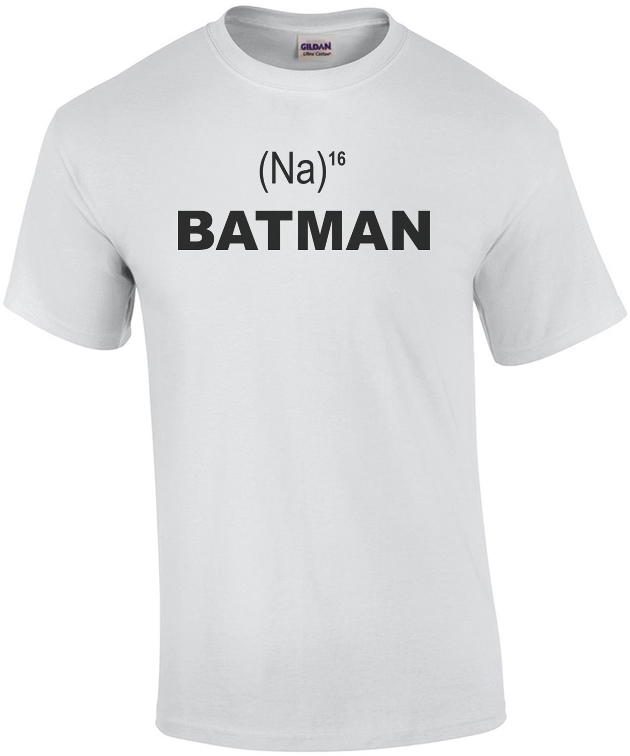 Na To The 16th Power Batman Shirt