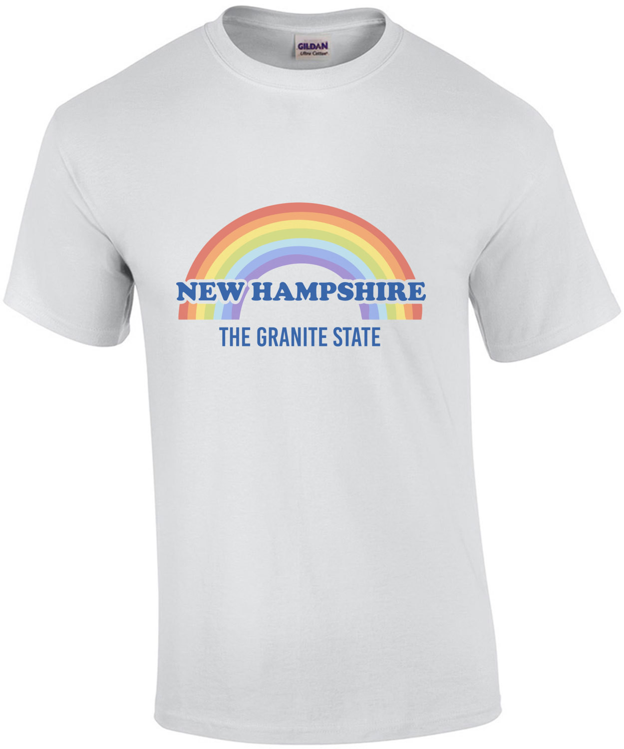 New Hampshire - The Granite State - New Hampshire T-Shirt