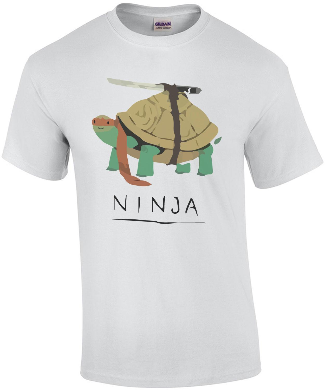 Ninja Turtle Funny T-Shirt
