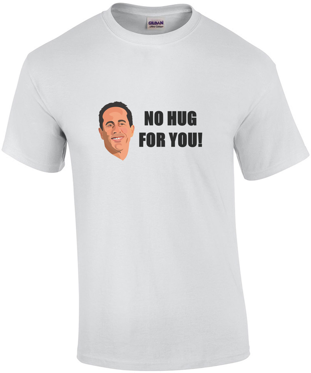 No Hug For You - Jerry Seinfeld - Kesha T-Shirt
