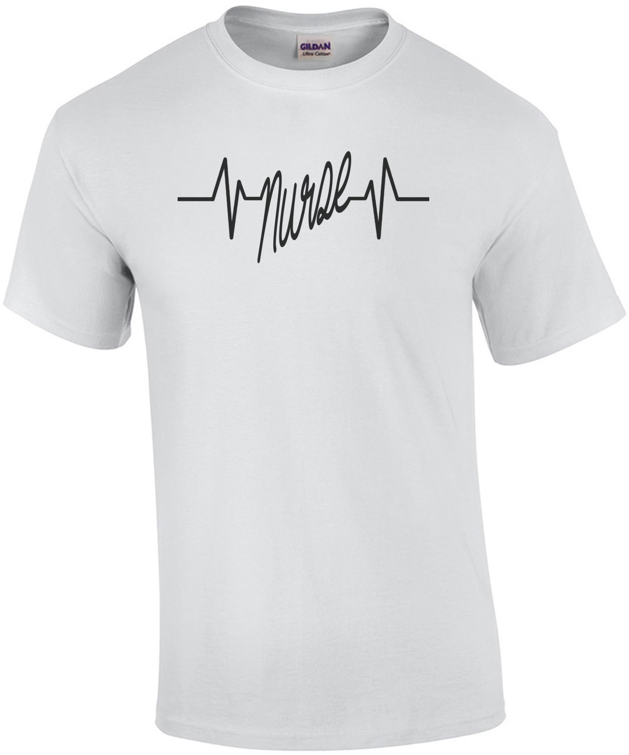 Nurse Heart Beat T-Shirt