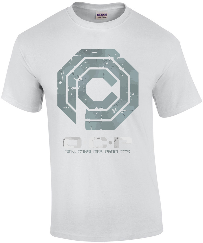 OCP Omni Consumer Products - Robocop T-Shirt