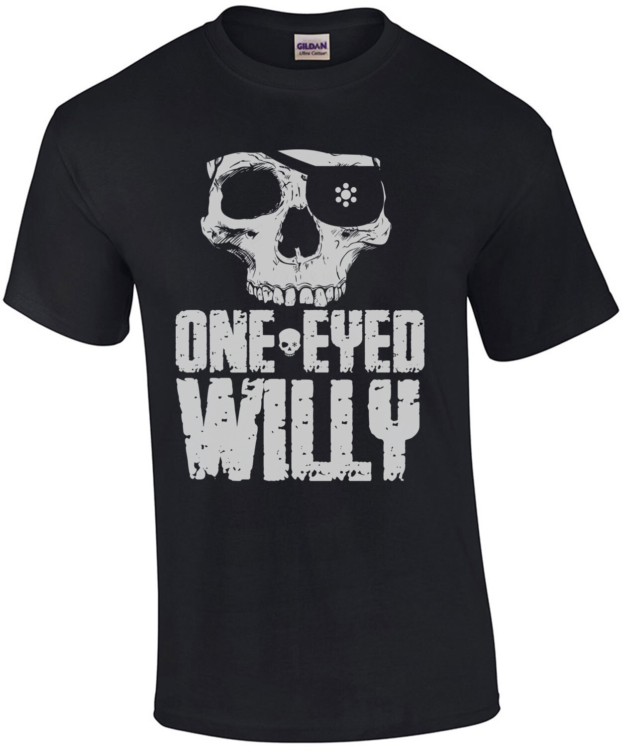 One Eyed Willy - The Goonies - 80's T-Shirt