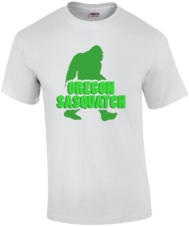 Oregon Sasquatch - Oregon T-Shirt